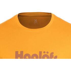 Haglöfs Camp Camiseta Hombre, desert yellow